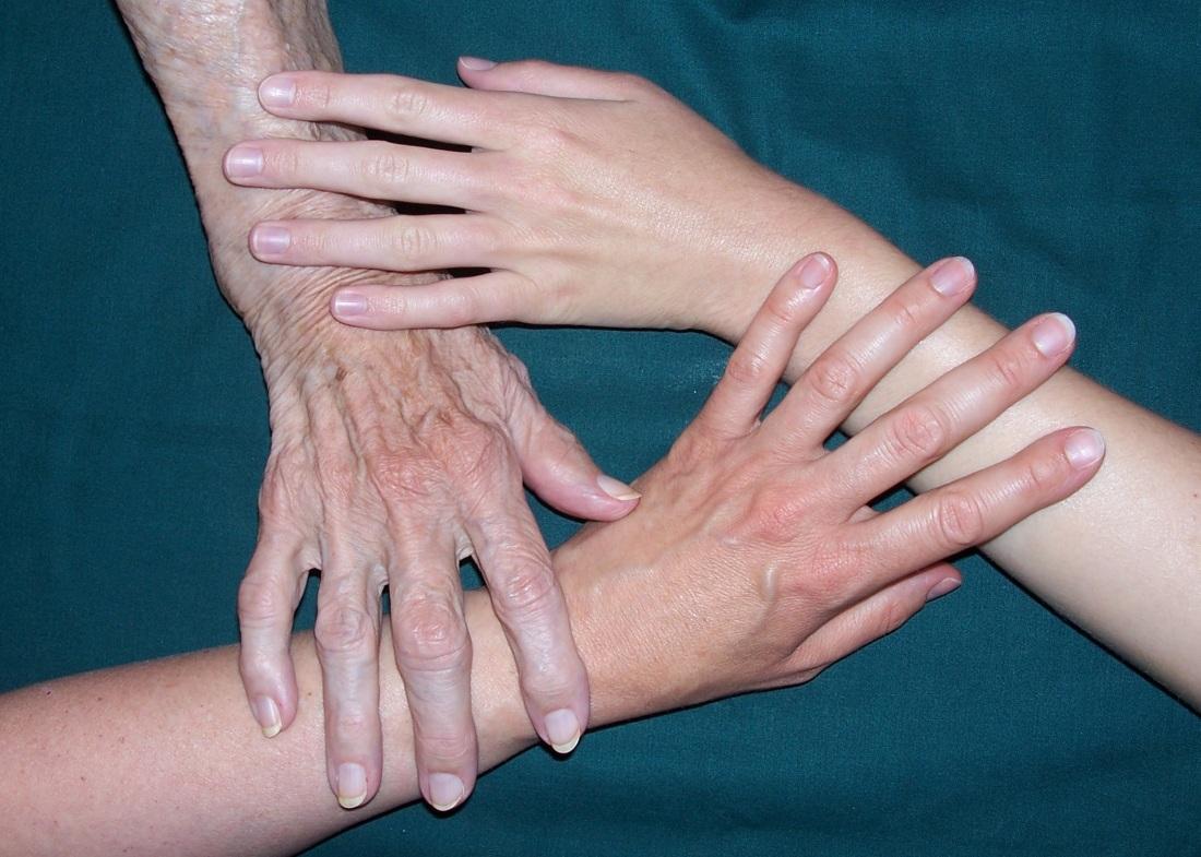 Hands - 3 Generations